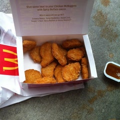 Photo taken at McDonald's by David T. on 8/29/2012