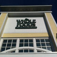 Photo taken at Whole Foods Market by Paul on 6/10/2012