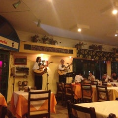 Photo taken at El Mariachi by Ana S. on 8/4/2012