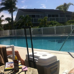 Photo taken at Harbour Cove Pool by Sean D. on 3/4/2012