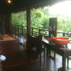 Photo taken at Zeavola Resort by Paolo on 8/25/2012