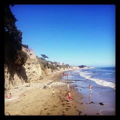 Photo taken at Isla Vista Beach by Eugene P. on 7/19/2012