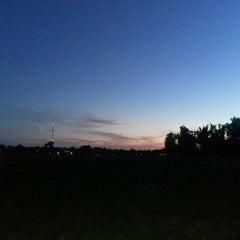 Photo taken at Delaware Park by Joe R. on 9/13/2012