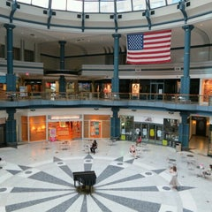 Photo taken at The Shops at Liberty Place by AA M. on 7/26/2012