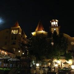 Photo taken at Gran Hotel Bahía del Duque Resort by Юрий К. on 7/22/2013