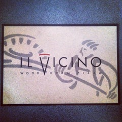 Photo taken at Il Vicino Wood Oven Pizza by The Washington Lobbyist on 4/26/2014