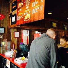Photo taken at Sonny Bryan's Smokehouse by Devin R. on 9/12/2014