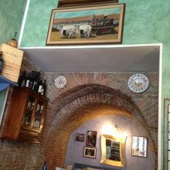 Photo taken at Hosteria Il Carroccio by Daniela on 6/7/2013