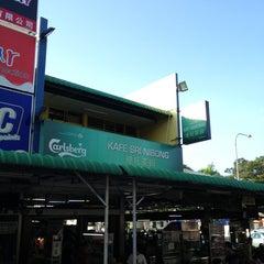 Photo taken at Sri Nibong Kopitiam by Tan J. on 6/28/2013