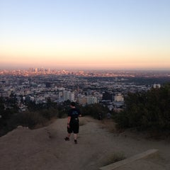 Photo taken at Runyon Canyon Park by Lydia C. on 6/26/2013