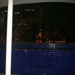 Photo taken at Fountains Hotel Cape Town by Necati s. on 7/15/2014