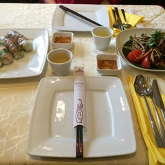 Photo taken at Restaurant Saigon by Mario B. on 8/31/2014