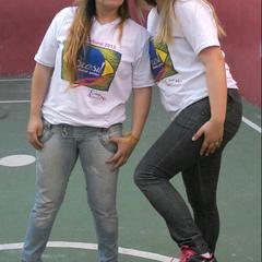 Photo taken at Colegio Américo Melo by Feh O. on 9/23/2013