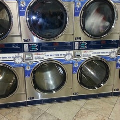 Photo taken at Chevy Chase Coin Laundry by Paulo R. on 12/29/2013