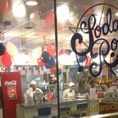 Photo taken at Soda Rock Diner by Jackie Mackie on 7/13/2013