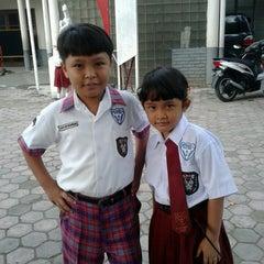 Photo taken at Perguruan Kristen Methodist 1 Medan by Hei-man M. on 7/23/2013
