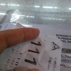 Photo taken at Lembaga Hasil Dalam Negeri (LHDN) by khairul A. on 7/15/2015