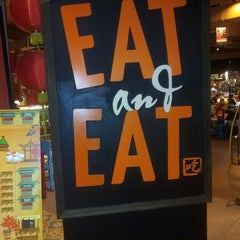 Photo taken at EAT and EAT by MR. WEN on 7/20/2013
