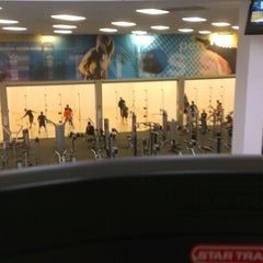 Photo taken at LA Fitness by Keith A. on 2/9/2013