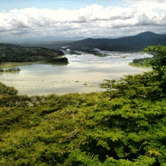Photo taken at Gamboa Rainforest Resort by Andrew J. L. on 10/28/2012