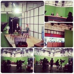 Photo taken at People's Television Network, Inc. by Rocky on 11/17/2013