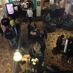 Photo taken at Hotel Alex Johnson by Robert K. on 1/1/2013