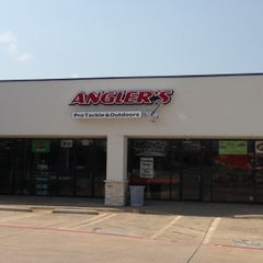 Photo taken at Angler's Pro Tackle and Outdoors by Angler's Pro Tackle and Outdoors on 7/7/2013