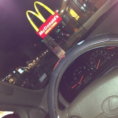 Photo taken at McDonald's by THERICHGIRLLIFE on 11/4/2012