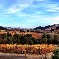 Photo taken at Sbragia Family Vineyards by Russ L. on 11/17/2013
