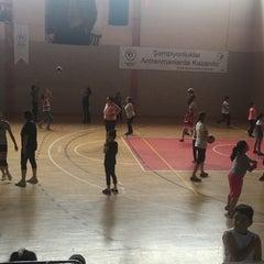 Photo taken at Çankırı Gençlik Hizmetleri ve Spor İl Müdürlüğü by Aslı G. on 6/30/2015