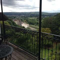 Photo taken at Avon Gorge Hotel by Lu-C B. on 7/16/2014