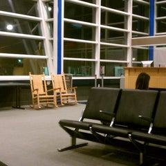 Photo taken at Burlington International Airport (BTV) by Aly P. on 7/9/2013