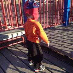 Photo taken at Buchanan Park by Lauren K. on 3/21/2014