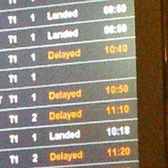 Photo taken at Terminal 1 by Bill M. on 12/31/2012