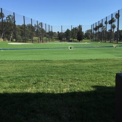 Photo taken at Rancho Park & Golf Course by Charles H. on 3/4/2015
