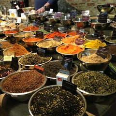 Photo taken at Chelsea Market by Marcie Q. on 2/2/2013