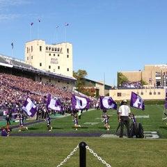 Photo taken at Ryan Field by Per J. on 9/29/2012
