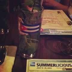 Photo taken at Mambo Lounge by Cri C. on 7/20/2013