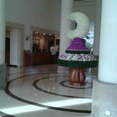 Photo taken at Hotel Aryaduta Makassar by Eliza D. on 7/10/2015