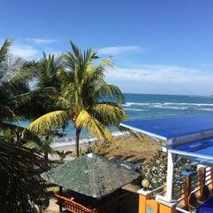 Photo taken at P&M Final Option Beach Resort & German Bistro by Tango🌪 on 1/12/2015