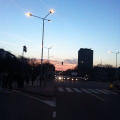 Photo taken at Stari Merkator by Uros O. on 2/26/2014