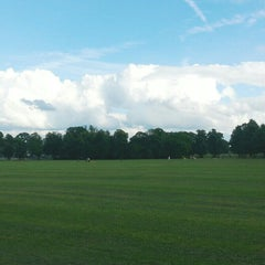 Photo taken at Hillsborough Park by Josef H. on 8/6/2013