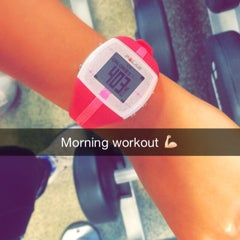 Photo taken at LA Fitness by Rawan 🎀 on 10/15/2015