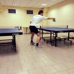 Photo taken at STIGA (Tenis de masă) by Ana-Maria C. on 11/28/2013