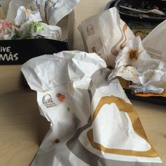 Photo taken at Taco Bell by David M. on 1/30/2015