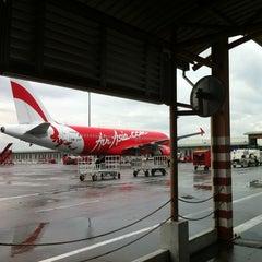 Photo taken at International Departures Hall by azlan on 12/14/2012
