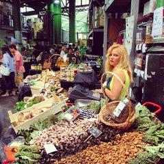 Photo taken at Borough Market by Tomy W. on 7/21/2013