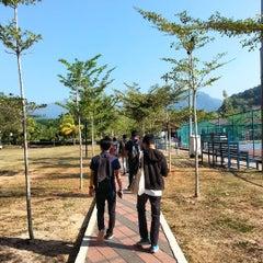 Photo taken at Universiti Teknologi MARA (UiTM) by Hazim H. on 3/1/2016