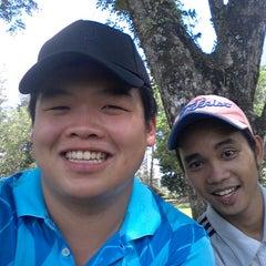 Photo taken at Sarawak Junior Golf Foundation & Academy (SJGFA) by Ambrose K. on 6/17/2014