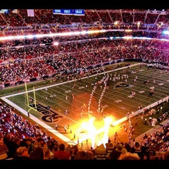 Photo taken at Edward Jones Dome by Rich H. on 10/21/2012